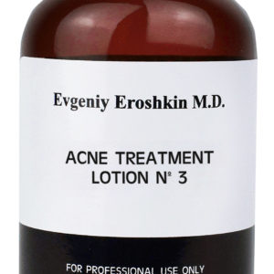 Acne treatment Lotion 3