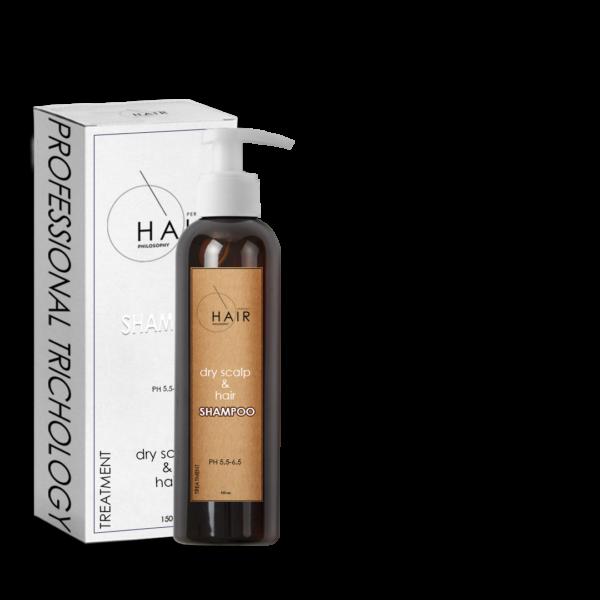 shampoo dry skin
