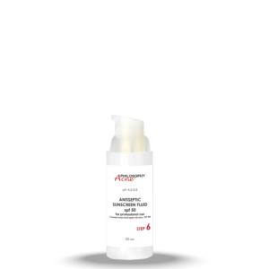 Sunscreen fluid SPF 50