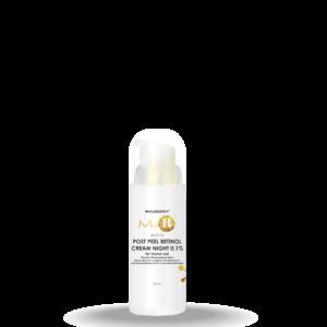 Ночной обновляющий крем после желтого пилинга с Витамином А, гиалуроновой кислотой и антиоксидантами
