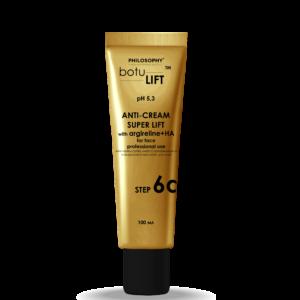 Anti-cream super lift with argireline + HA for face professional use