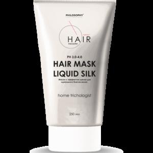 HAIR MASK liquid silk 250 ml