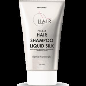 HAIR SHampoo liquid silk 250 ml