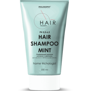 HAIR Shampoo mint 250 ml